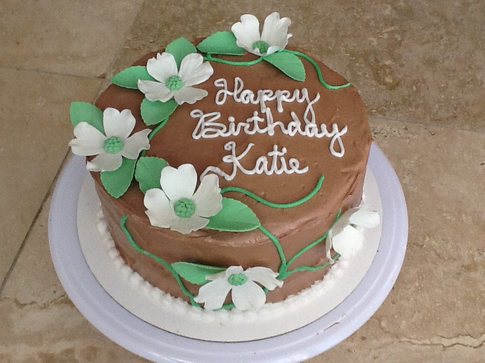 Best ideas about Happy Birthday Katie Cake . Save or Pin Citrus Spice Bakery Happy Birthday Katie Now.