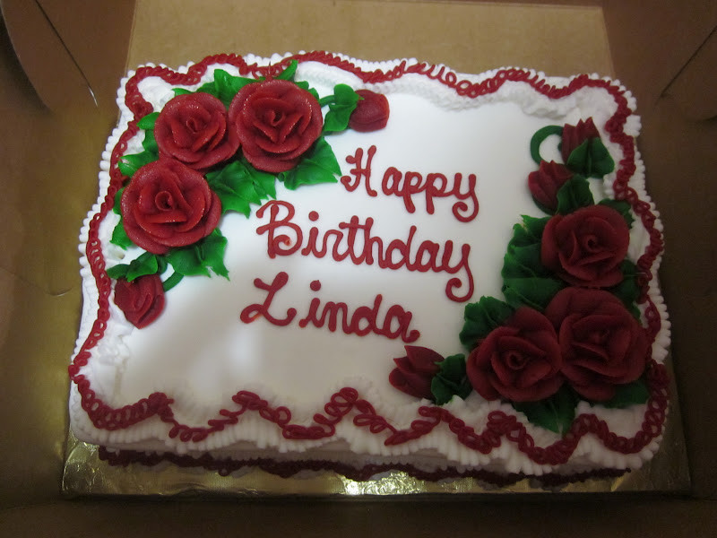 Best ideas about Happy Birthday Linda Cake . Save or Pin Keeping Up With the Wilson Family My Birthday Cakes Now.