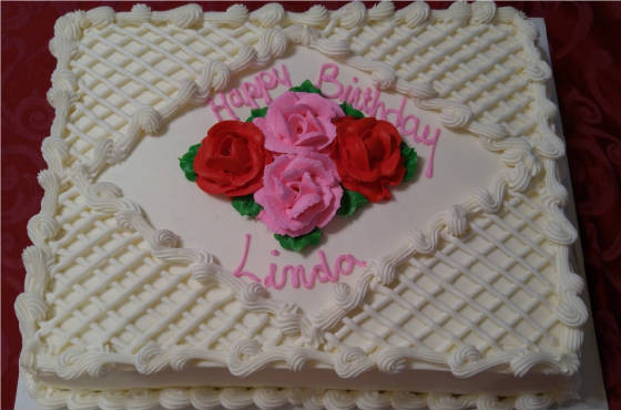 Best ideas about Happy Birthday Linda Cake . Save or Pin Can You Believe We re 70 Now.
