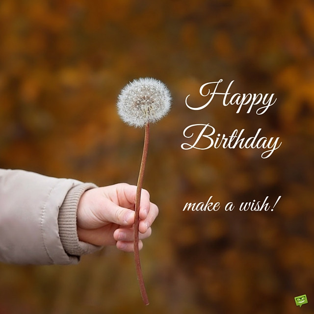 Best ideas about Happy Birthday Make A Wish . Save or Pin Happy Birthday Wishes Page 28 Now.