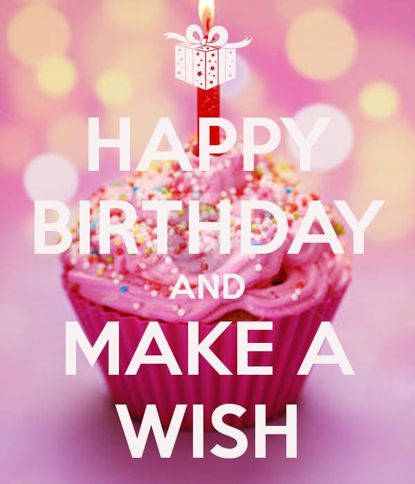 Best ideas about Happy Birthday Make A Wish . Save or Pin HAPPY BIRTHDAY AND MAKE A WISH Poster Now.