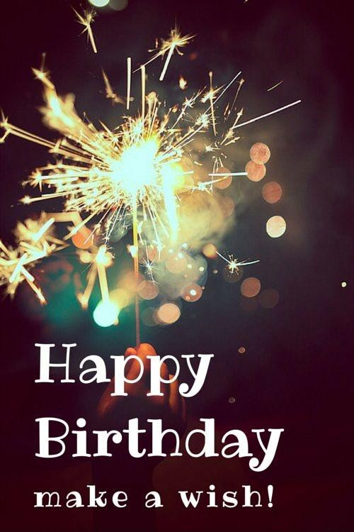 Best ideas about Happy Birthday Make A Wish . Save or Pin Happy Birthday Make a wish Now.