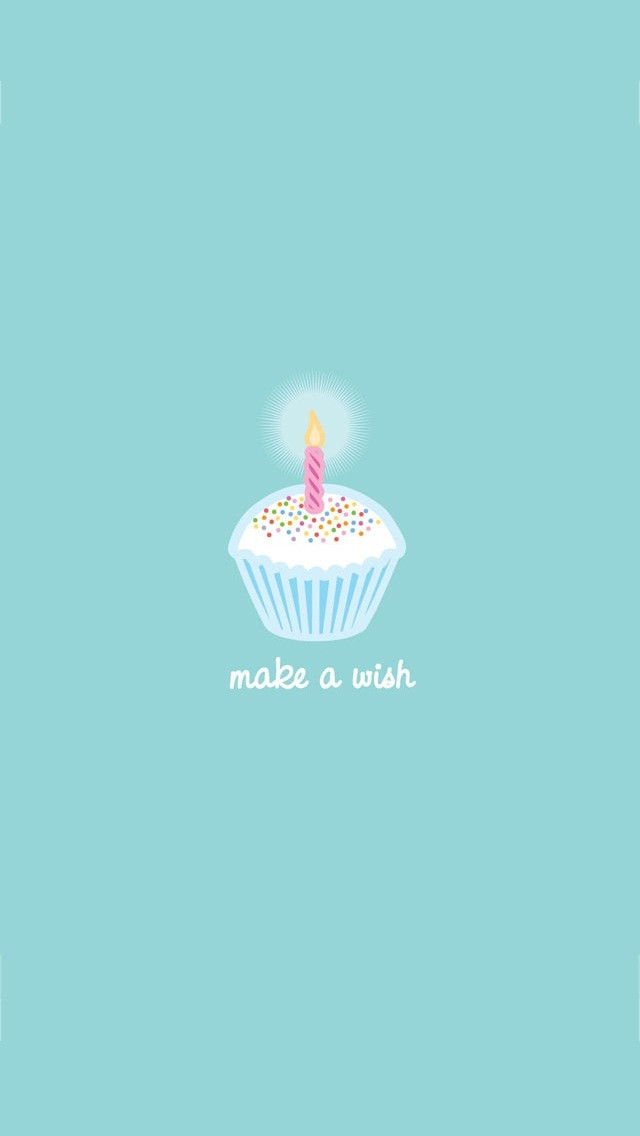 Best ideas about Happy Birthday Make A Wish . Save or Pin Happy Birthday Make A Wish Wallpaper Free iPhone Wallpapers Now.