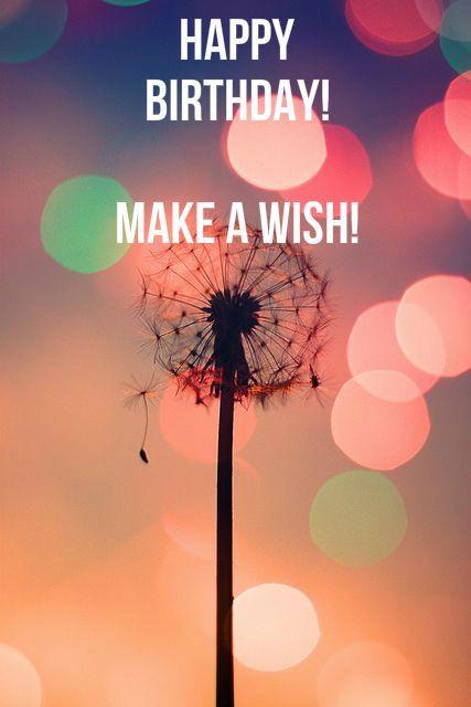 Best ideas about Happy Birthday Make A Wish . Save or Pin Happy Birthday And Make A Wish s and Now.