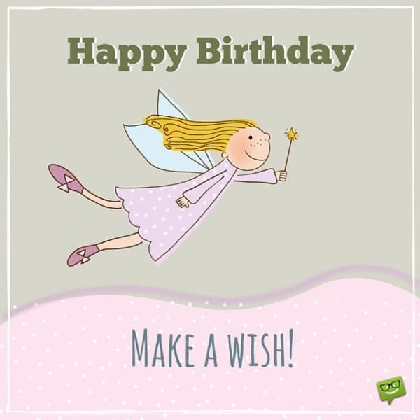 Best ideas about Happy Birthday Make A Wish . Save or Pin Happy Birthday to my favorite Niece Now.