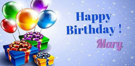 Best ideas about Happy Birthday Mary Funny . Save or Pin 10 best images about Happy Birthday Mary on Pinterest Now.