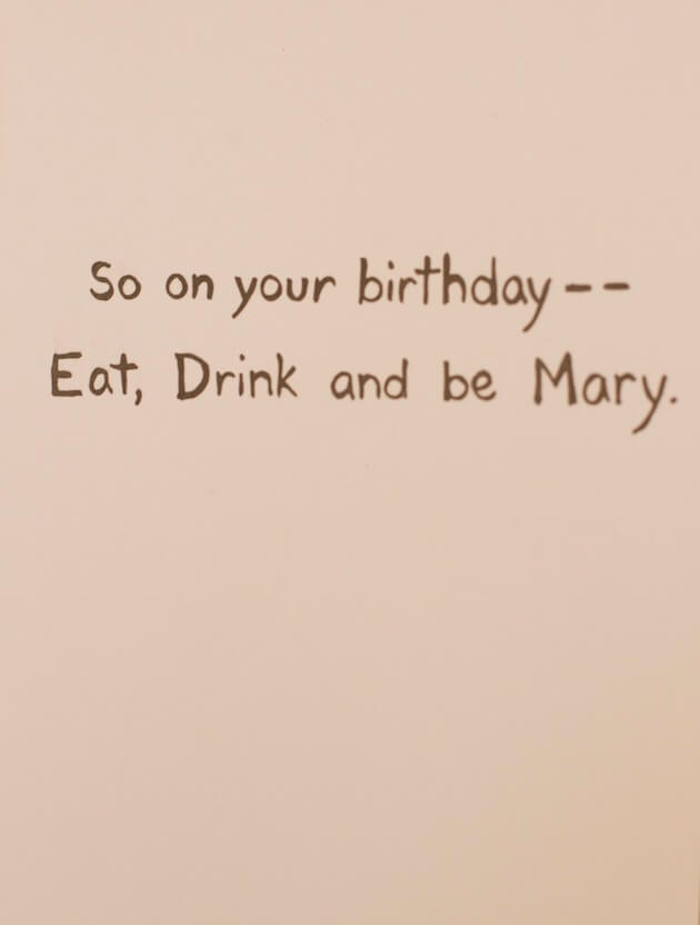 Best ideas about Happy Birthday Mary Funny . Save or Pin Sriracha and Bacon Deviled Eggs Now.