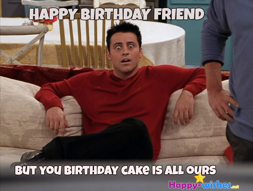 Best ideas about Happy Birthday Meme Funny Friend . Save or Pin 50 Best Happy Birthday Memes Now.