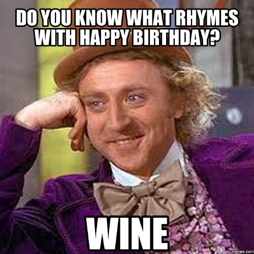Best ideas about Happy Birthday Meme Funny Friend . Save or Pin THE 150 FUNNIEST HAPPY BIRTHDAY MEMES Dank Memes ly Now.