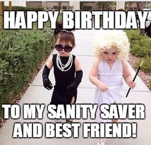 Best ideas about Happy Birthday Meme Funny Friend . Save or Pin Happy Birthday Best Friend Memes Now.