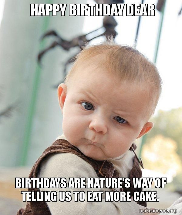 Best ideas about Happy Birthday Memes Funny . Save or Pin Happy Birthday Meme & Hilarious Funny Happy Bday Now.