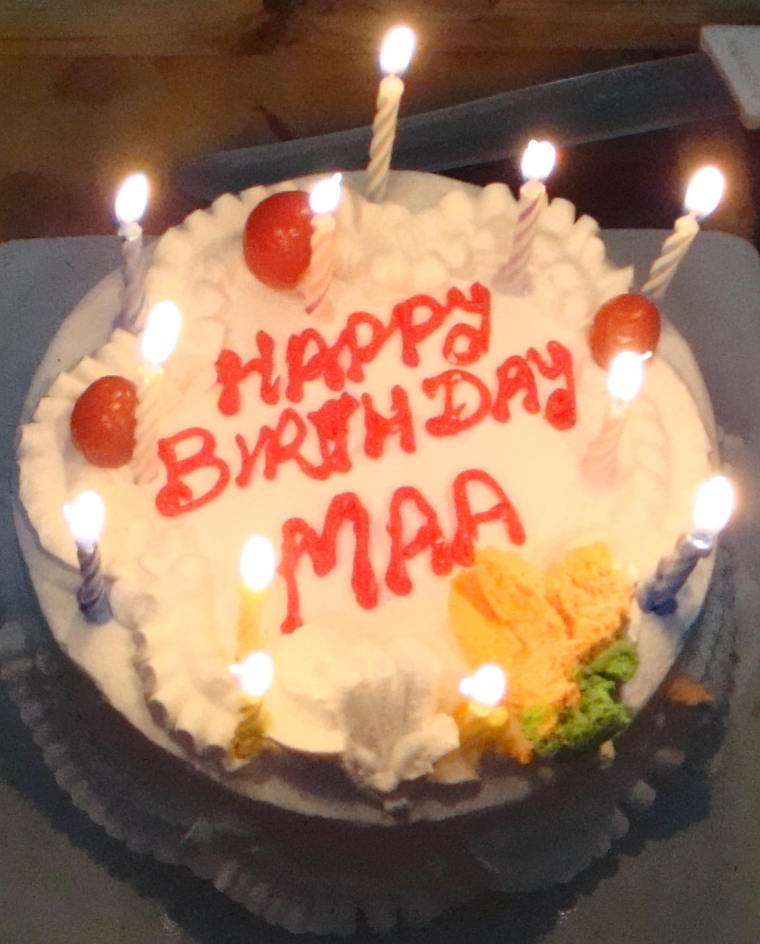 Best ideas about Happy Birthday Mom Cake . Save or Pin Happy Birthday Mom Now.