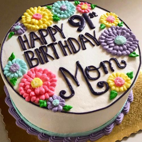 Best ideas about Happy Birthday Mom Cake . Save or Pin Happy Birthday Mother Cake Download & Now.