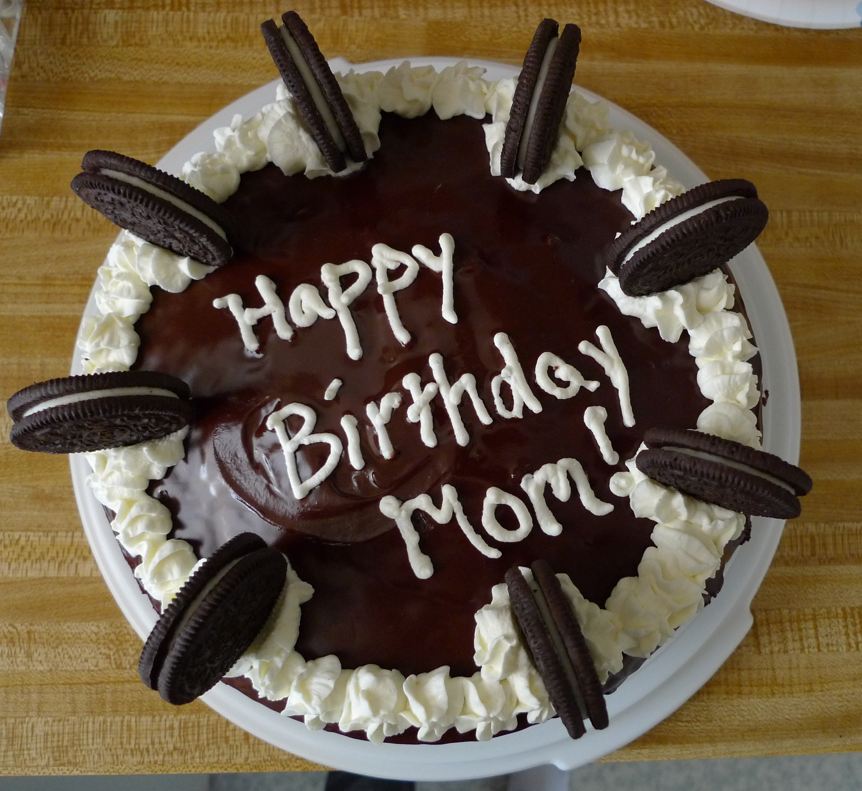 Best ideas about Happy Birthday Mom Cake . Save or Pin gaming The Modern Jedi Now.