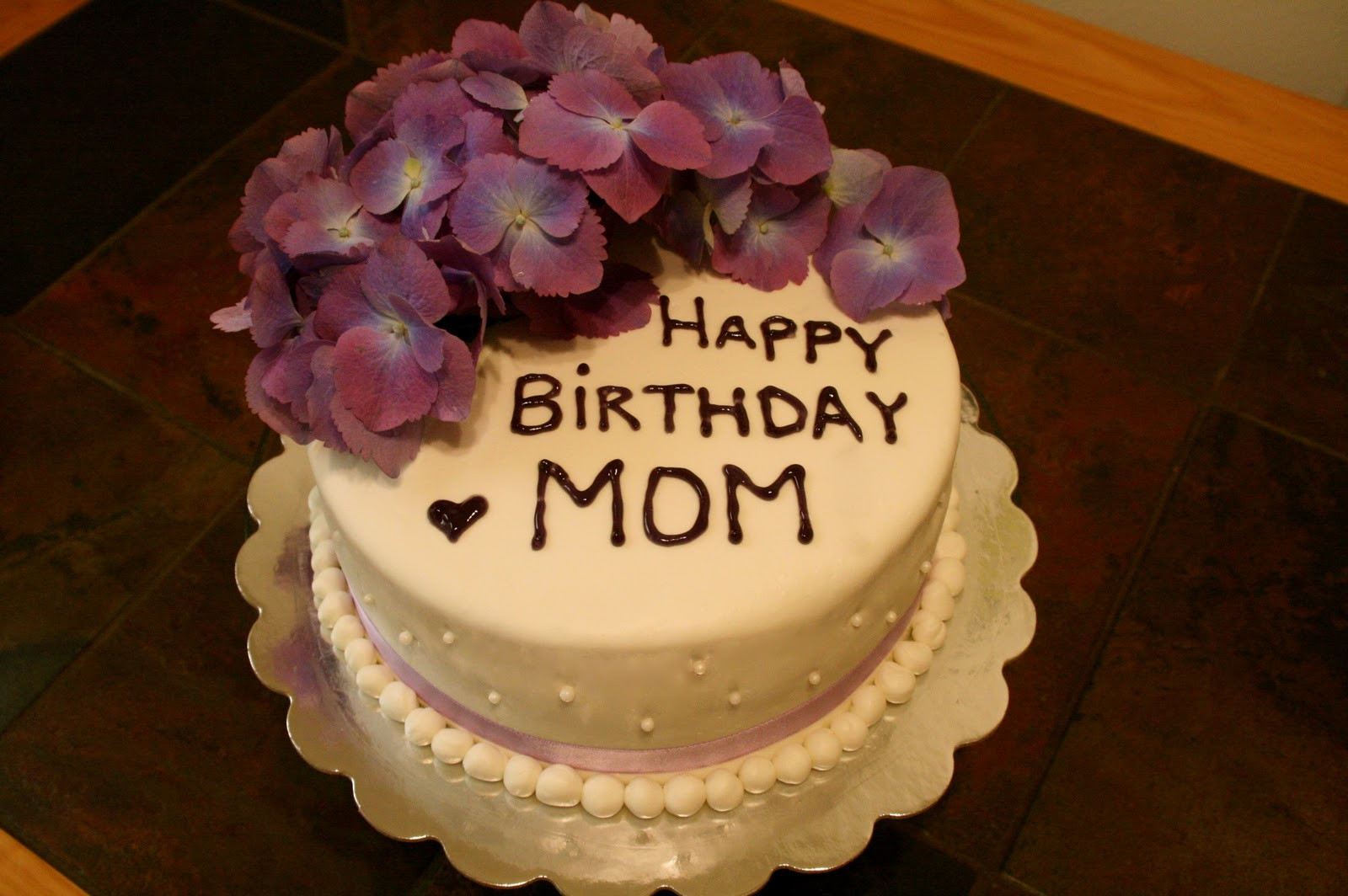 Best ideas about Happy Birthday Mom Cake . Save or Pin Half Baked Happy Birthday Mom Now.
