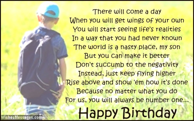 Best ideas about Happy Birthday Mom Quotes From Son . Save or Pin Happy Birthday To My Son In Heaven Quotes QuotesGram Now.