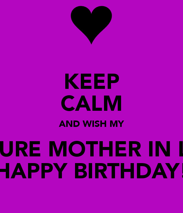 Best ideas about Happy Birthday Mother In Law Funny . Save or Pin BIRTHDAY QUOTES FOR FUTURE MOTHER IN LAW image quotes at Now.
