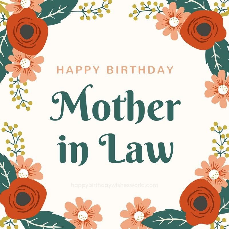 Best ideas about Happy Birthday Mother In Law Funny . Save or Pin Happy birthday image for your mother in law Now.