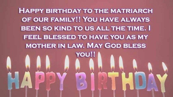 Best ideas about Happy Birthday Mother In Law Funny . Save or Pin Birthday Quotes For Friends Birthday Love Quotes Now.