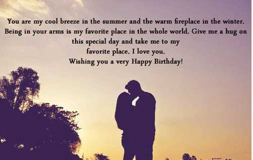 Best ideas about Happy Birthday My Love Quotes For Him . Save or Pin Happy Birthday Quotes and for Him Love and Romantic Now.