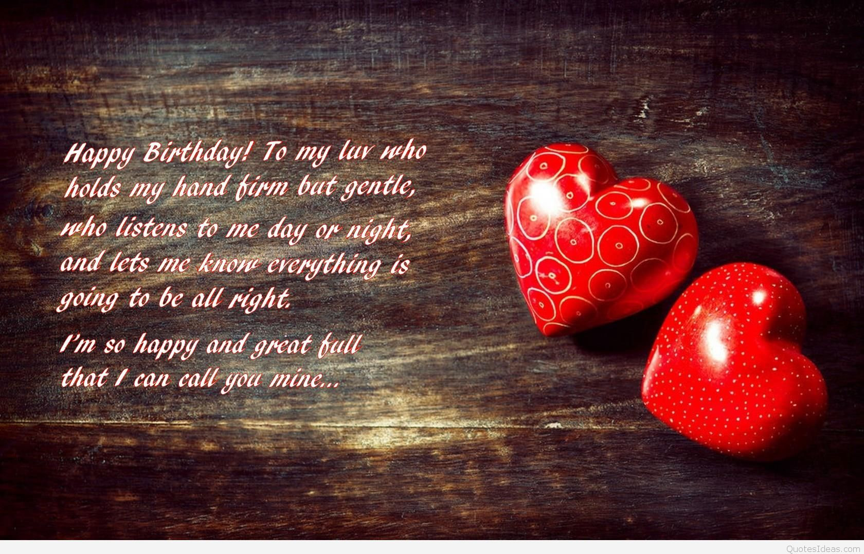 Best ideas about Happy Birthday My Love Quotes For Him . Save or Pin cool birthday messages Now.