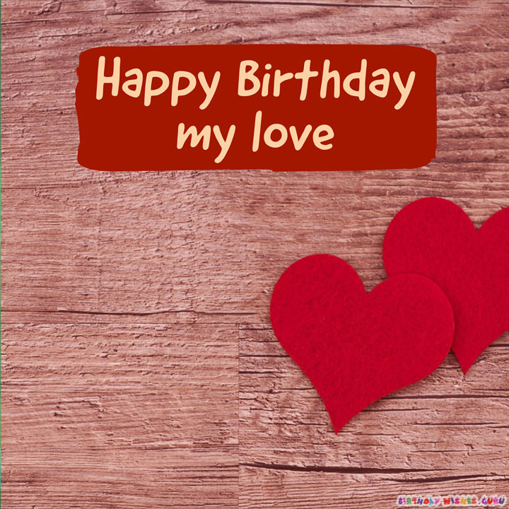 Best ideas about Happy Birthday My Love Quotes For Him . Save or Pin Romantic and Naughty Birthday Wishes for Boyfriend Now.