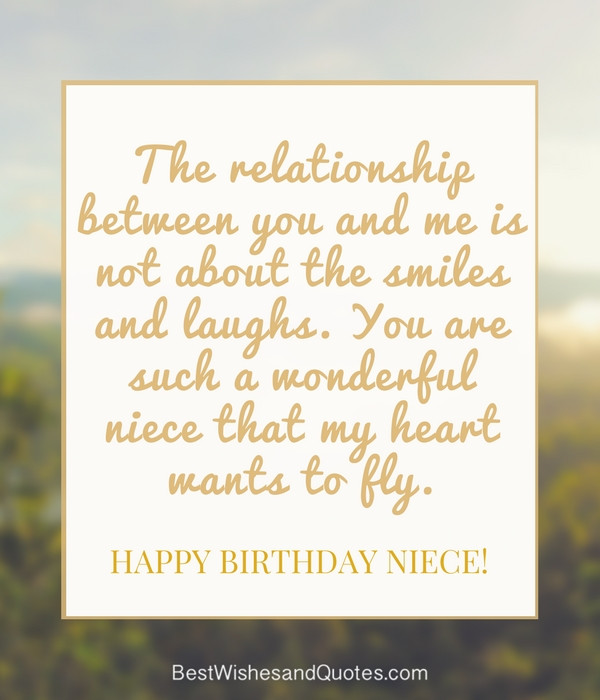Best ideas about Happy Birthday Niece Images And Quotes . Save or Pin Happy Birthday Niece 31 Unique Messages that say Happy Now.