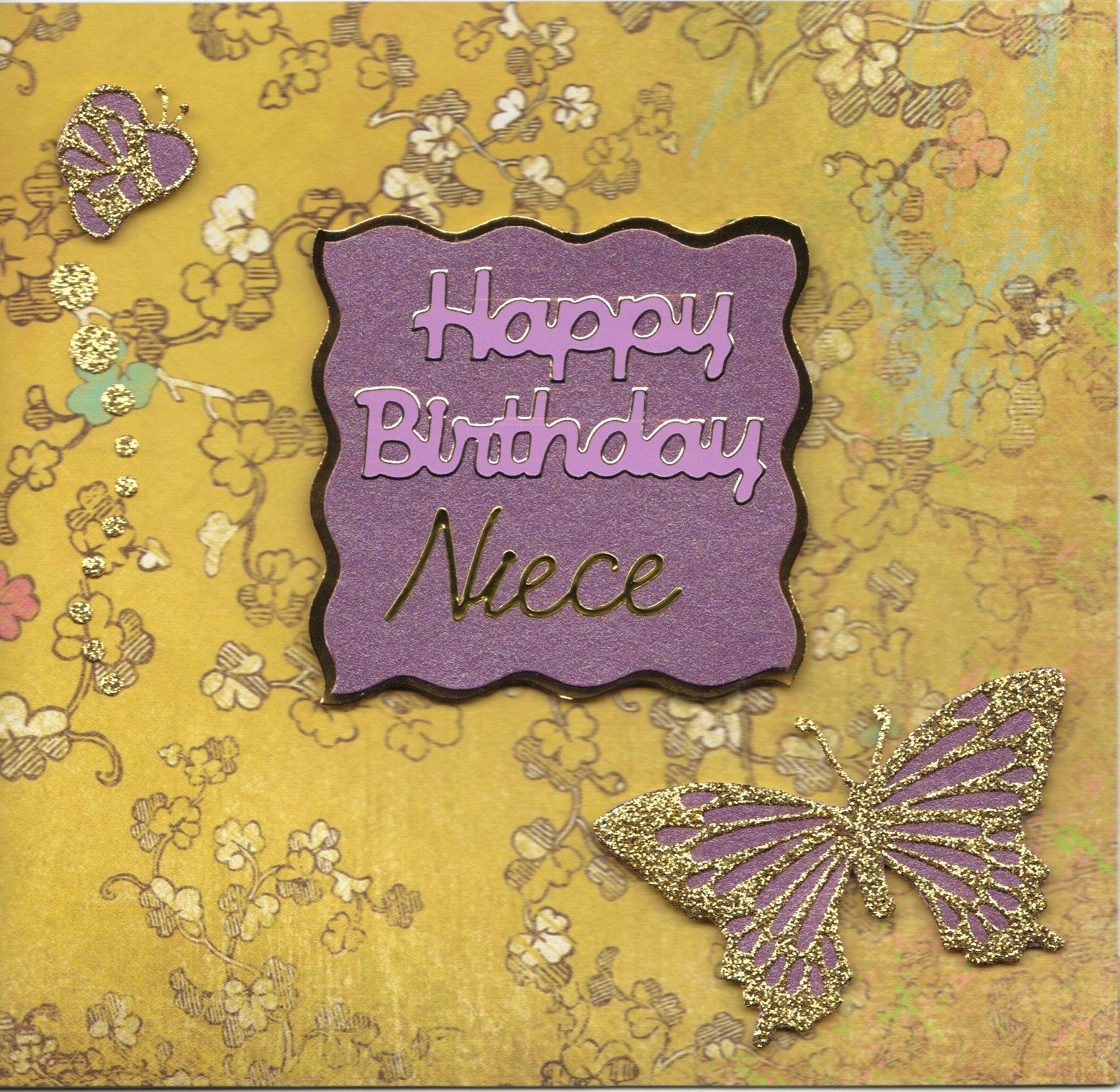 Best ideas about Happy Birthday Niece Images And Quotes . Save or Pin Quotes For Nieces Birthday Card QuotesGram Now.