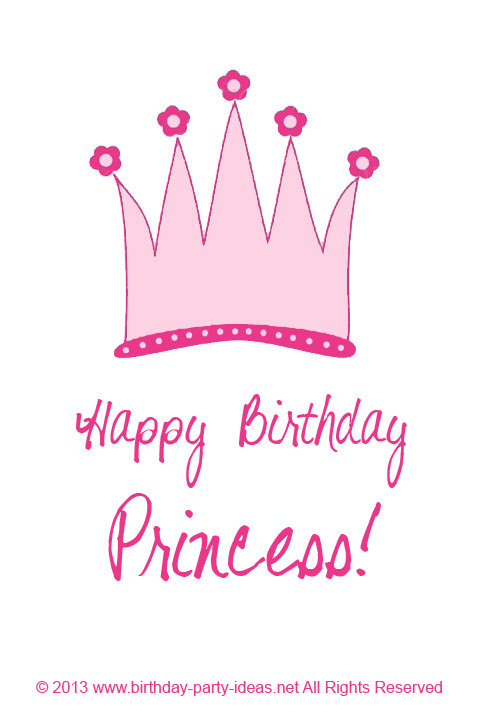 Best ideas about Happy Birthday Princess Quotes . Save or Pin Disney Princess Birthday Quotes QuotesGram Now.