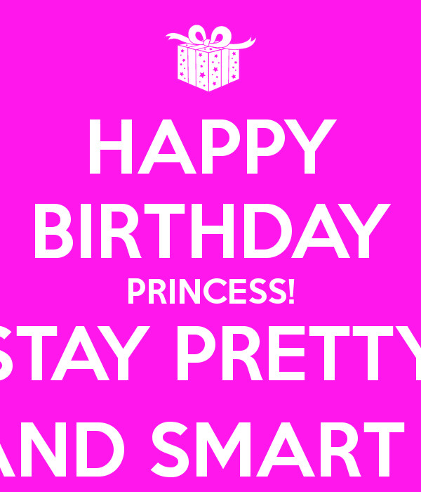 Best ideas about Happy Birthday Princess Quotes . Save or Pin Happy Birthday Princess Quotes QuotesGram Now.