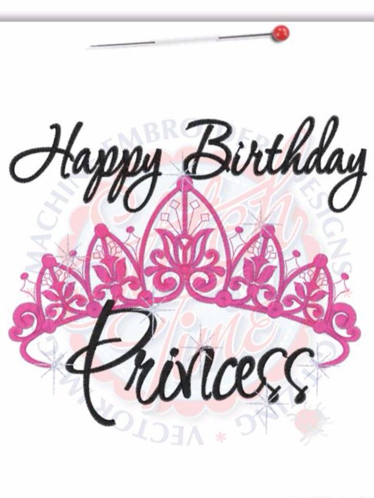 Best ideas about Happy Birthday Princess Quotes . Save or Pin Happy Birthday Princess Crown Birthday Shirt or esie Cake Now.