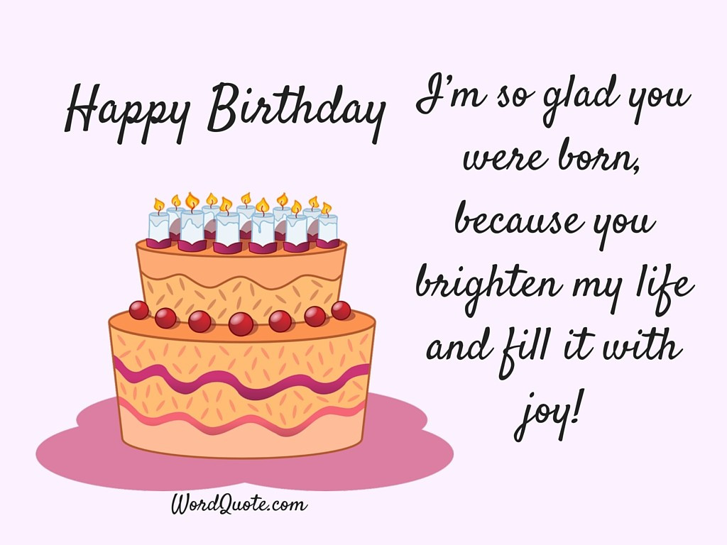 Best ideas about Happy Birthday Quotes For Friends . Save or Pin 50 Happy birthday quotes for friends with posters Now.