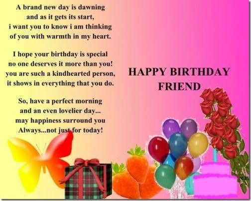 Best ideas about Happy Birthday Quotes For Friends . Save or Pin birthday best friend quotes Now.