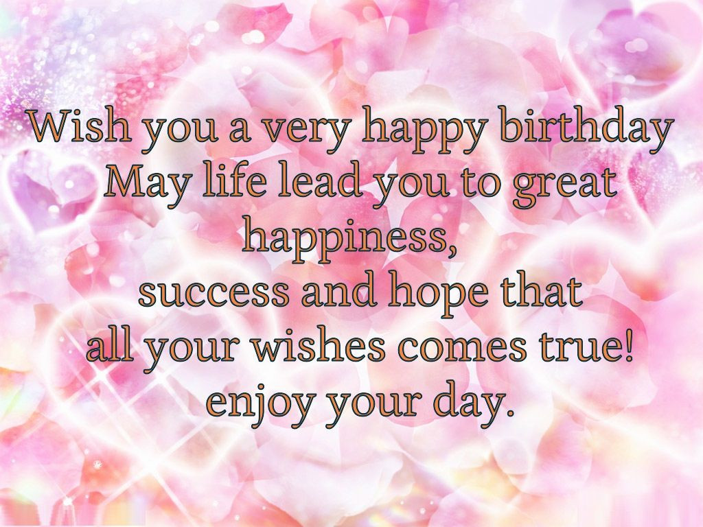 Best ideas about Happy Birthday Quotes For Girlfriend . Save or Pin Happy Birthday quotes for husband wife boyfriend or Now.