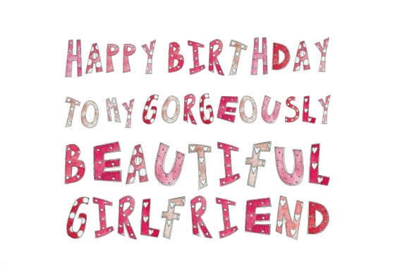 Best ideas about Happy Birthday Quotes For Girlfriend . Save or Pin Happy Birthday Quotes For Girlfriend QuotesGram Now.
