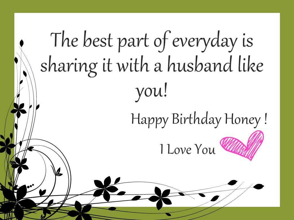 Best ideas about Happy Birthday Quotes For Husband . Save or Pin Happy Birthday Husband wishes messages quotes and cards Now.