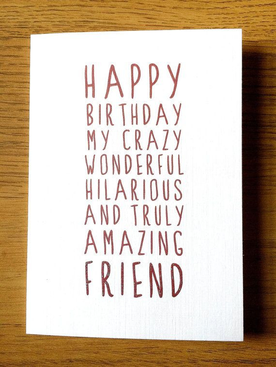 Best ideas about Happy Birthday Quotes For Your Best Friend . Save or Pin Best 25 Friend birthday quotes ideas on Pinterest Now.