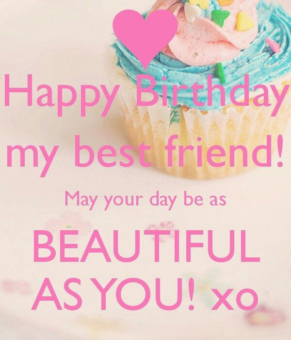 Best ideas about Happy Birthday Quotes For Your Best Friend . Save or Pin Happy Birthday my friend Now.