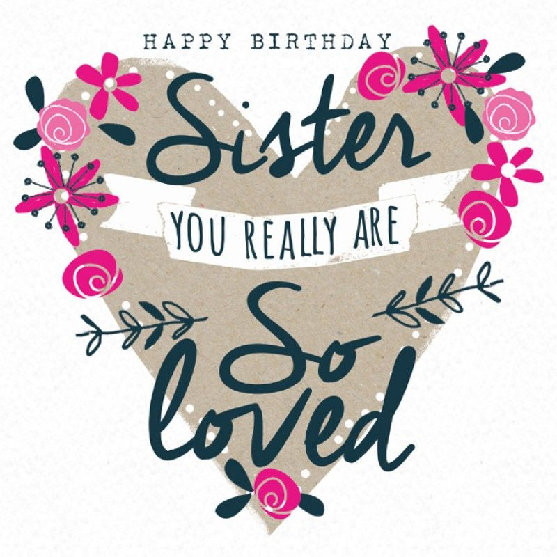 Best ideas about Happy Birthday Sister Quotes . Save or Pin swa066 800×800 Happy birthday sister Now.