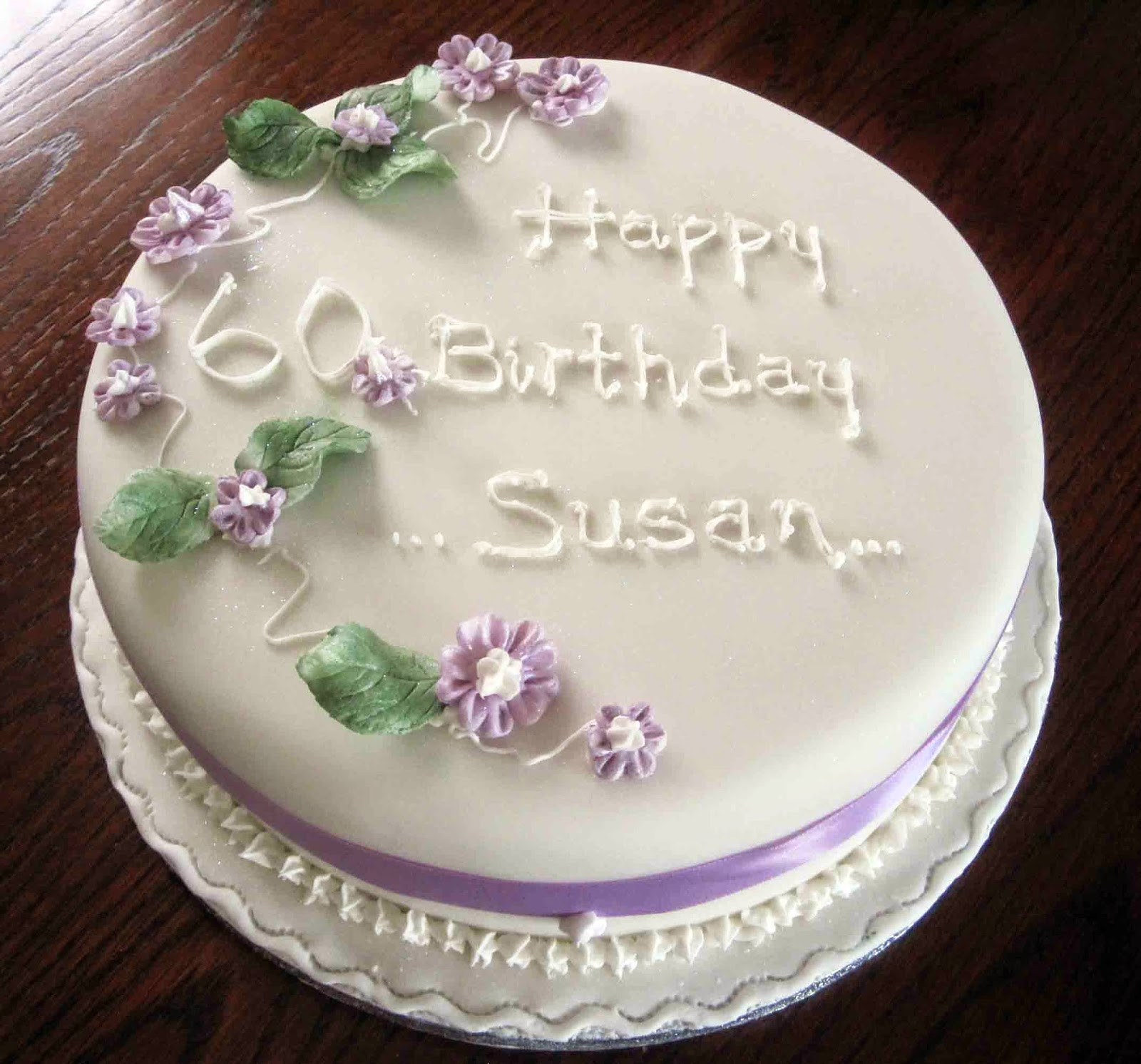 Best ideas about Happy Birthday Susan Cake . Save or Pin Cakes and Al May 2015 Now.