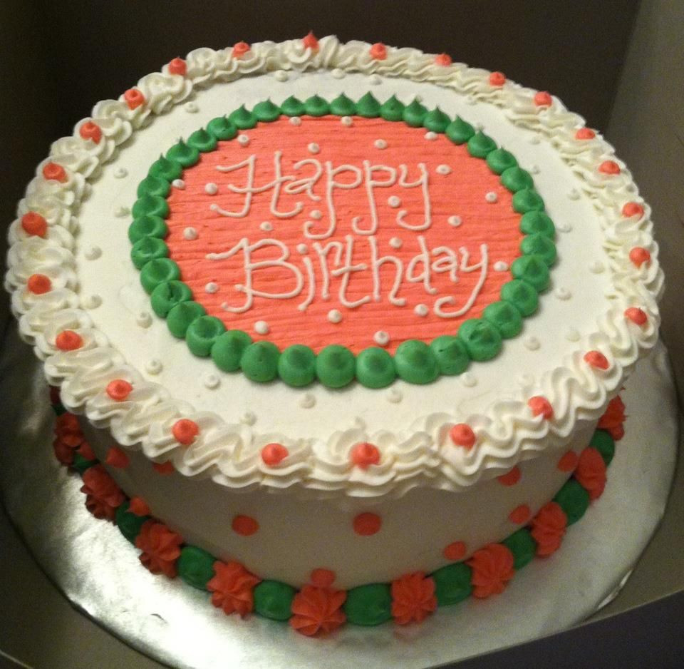 Best ideas about Happy Birthday Susan Cake . Save or Pin Sweet Treats by Susan Pink & Green Birthday Cake Now.