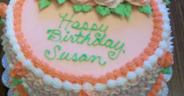 Best ideas about Happy Birthday Susan Cake . Save or Pin susan s birthday cakes Now.