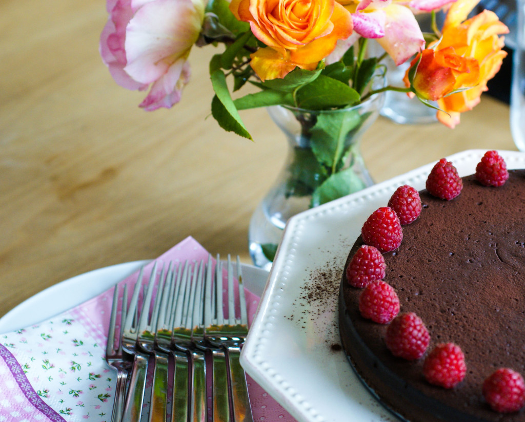 Best ideas about Happy Birthday Susan Cake . Save or Pin Silky Smooth Chocolate Fudge Cake Now.