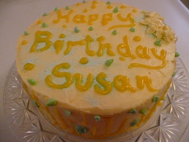Best ideas about Happy Birthday Susan Cake . Save or Pin HAPPY BIRTHDAY SUSAN Now.