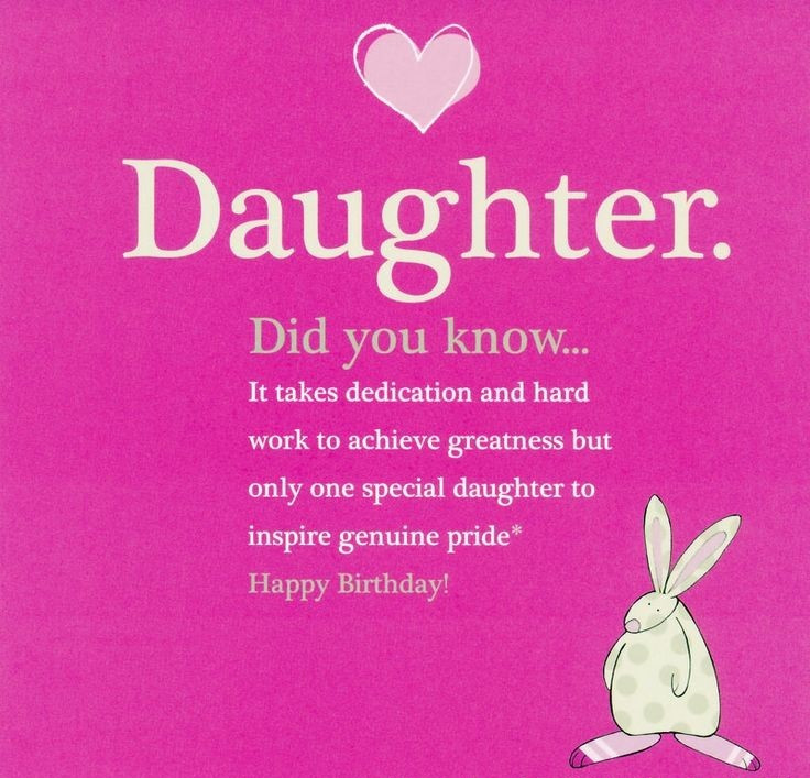 Best ideas about Happy Birthday To My Beautiful Daughter Quotes . Save or Pin 115 Happy Birthday Wishes for Daughter Quotes Messages Now.