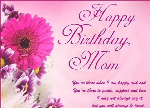 Best ideas about Happy Birthday To My Mom In Heaven Quotes . Save or Pin 72 Beautiful Happy Birthday in Heaven Wishes My Happy Now.