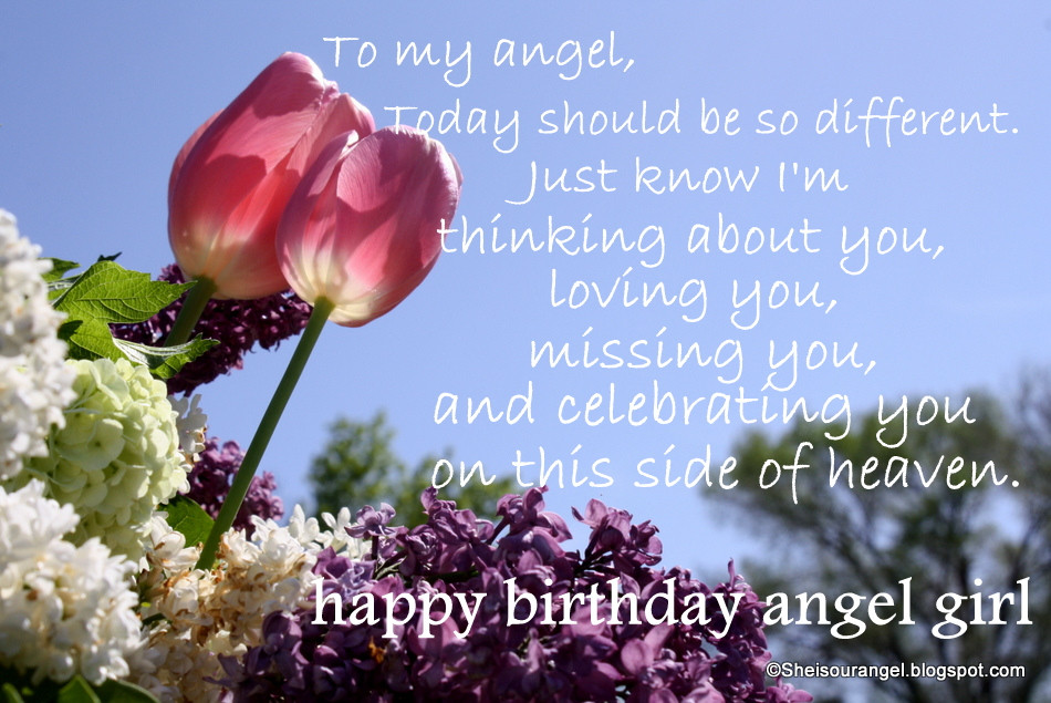 Best ideas about Happy Birthday To My Mom In Heaven Quotes . Save or Pin Happy Birthday Mom In Heaven Quotes QuotesGram Now.