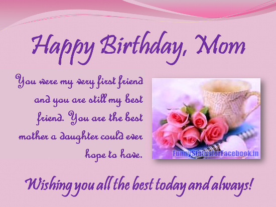 Best ideas about Happy Birthday To Someone Who Passed Away Quotes . Save or Pin HAPPY BIRTHDAY QUOTES FOR MY MOM WHO PASSED AWAY image Now.