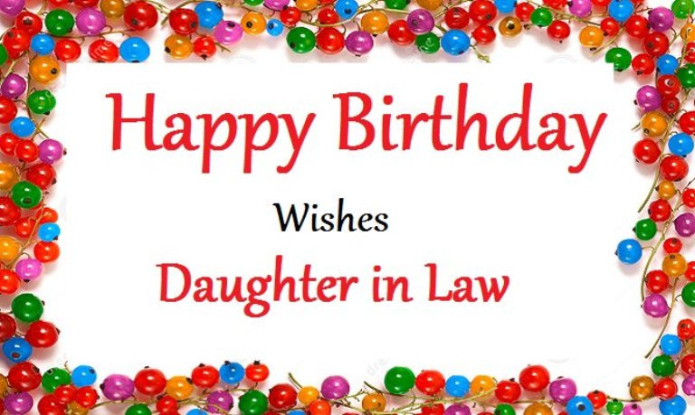 Best ideas about Happy Birthday Wishes For Daughter In Law . Save or Pin Birthday Wishes For Daughter In Law Page 2 Now.