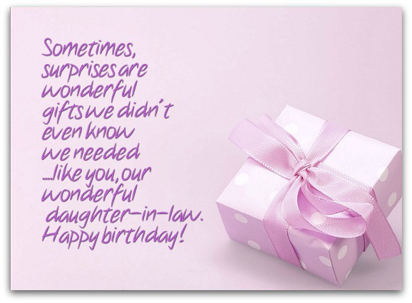 Best ideas about Happy Birthday Wishes For Daughter In Law . Save or Pin In Law Birthday Wishes Page 3 Now.